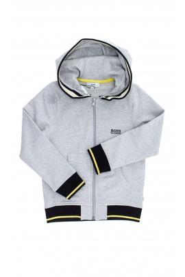 Grey sweatshirt, Hugo Boss
