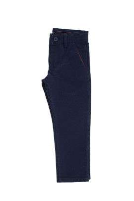 Navy blue boys trousers, Hugo Boss