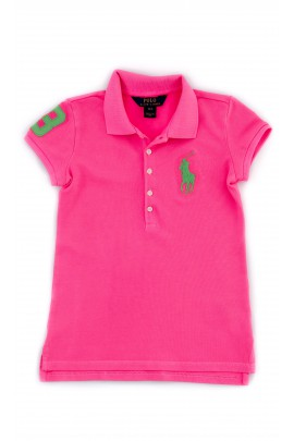 Pink girls sweater, Polo Ralph Lauren