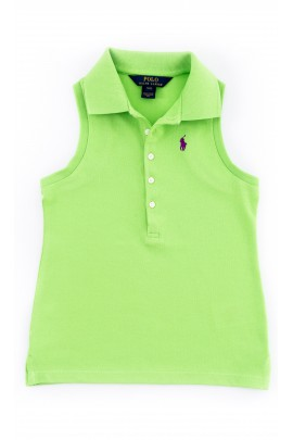 Green girls blouse, Polo Ralph Lauren