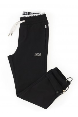 Boys black sweatpants, Hugo Boss