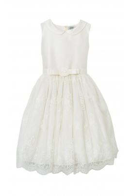 Ecru dress, Lesy