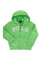 Green sweatshirt, Polo Ralph Lauren