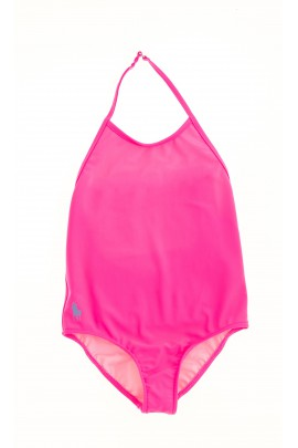 One-piece pink swimsuit, Polo Ralph Lauren