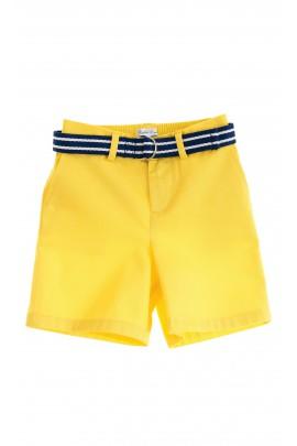 Yellow shorts, Polo Ralph Lauren