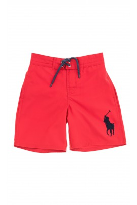 Red swimming trunks, Polo Ralph Lauren