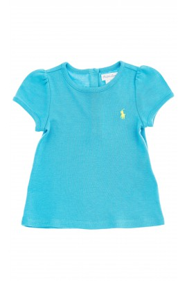 Blue girls T-shirt, Polo Ralph Lauren