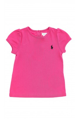 Pink girls T-shirt, Polo Ralph Lauren