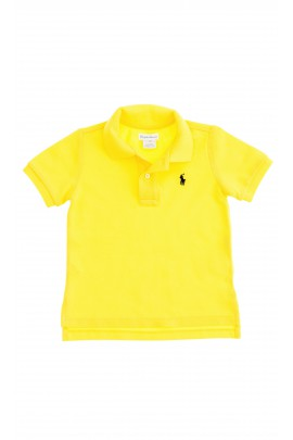 Yellow boys polo shirt, Polo Ralph Lauren