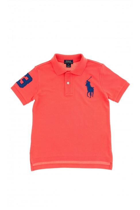 Red boys polo shirt, Polo Ralph Lauren