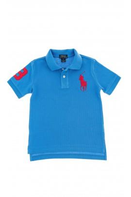 Boys blue polo shirt, Polo Ralph Lauren