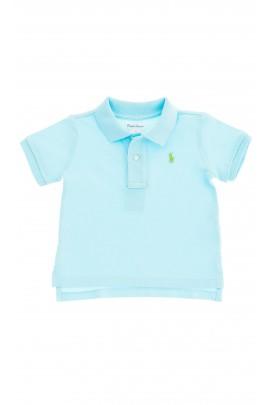 Boys turquoise polo shirt, Polo Ralph Lauren
