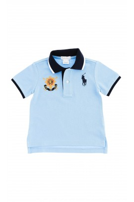 Boys blue polo shirt, Polo Ralph Lauren