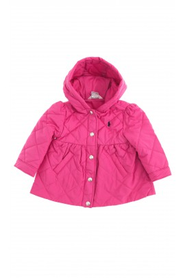 Pink girls jacket, Polo Ralph Lauren