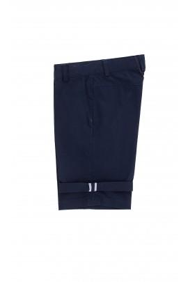Navy blue bermuda shorts, Hugo Boss