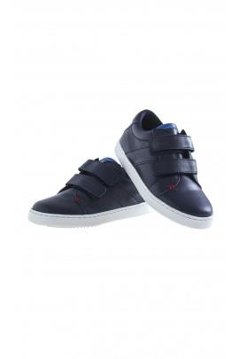 Navy blue oxford shoes, Hugo Boss