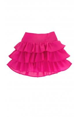 Pink batiste skirt, Polo Ralph Lauren