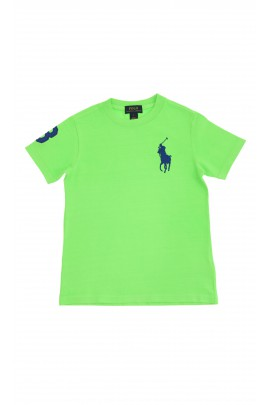Lime T-shirt, Polo Ralph Lauren