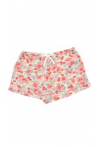 Flowered pink girls shorts, Polo Ralph Lauren