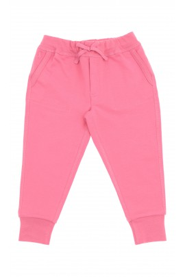 Pink girls sweatpants, Polo Ralph Lauren