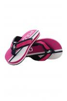 Pink flip-flops, Polo Ralph Lauren