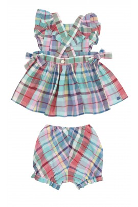 Baby's checked skirt, Polo Ralph Lauren