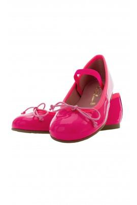 Bright pink ballet flats, Pretty Ballerinas
