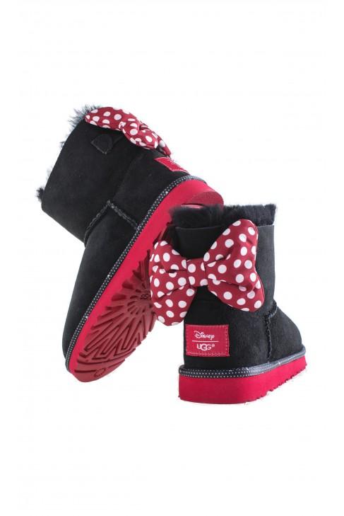 SWEETIE BOW black boots, UGG Australia