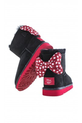 SWEETIE BOW black boots, UGG Australia