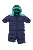 Navy blue babys jumpsuit, Polo Ralph Lauren