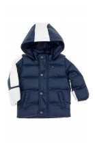 Navy blue baby jacket, Tommy Hilfiger