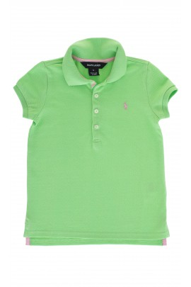 Pistachio polo shirt, Ralph Lauren