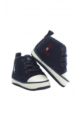 Little navy blue sneakers, Polo Ralph Lauren