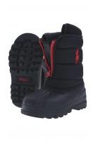 Black snow boots, Polo Ralph Lauren