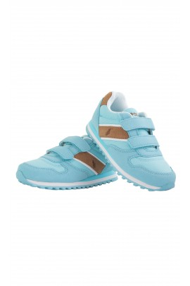 Turquoise sports shoes, Polo Ralph Lauren