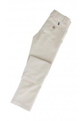 Beige elegant trousers, Polo Ralph Lauren