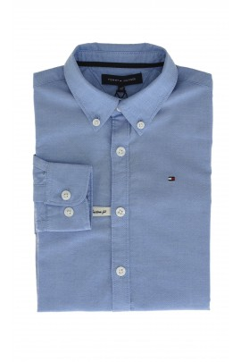 Blue shirt, Tommy Hilfiger