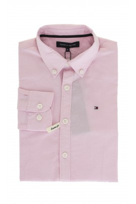Pink shirt, Tommy Hilfiger