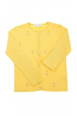 Yellow girl sweater, Tartine et Chocolat