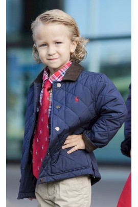 Navy blue boys transitional jacket, Polo Ralph Lauren