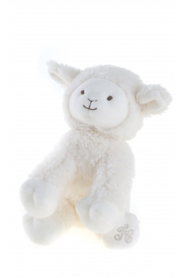 Soft sheep toy, Tartine et Chocolat