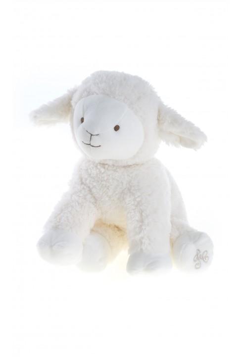 Sheep soft toy 25 cm, écru, Tartine et Chocolat