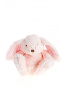 Pink soft rabbit toy 25cm, Tartine et Chocolat