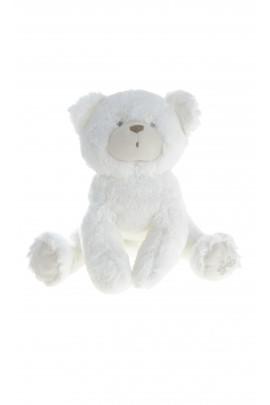 Ecru teddy bear, Tartie et Chocolat