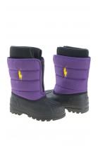 Violet snow boots, Polo Ralph Lauren