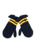 Navy blue baby gloves, Polo Ralph Lauren