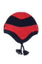 Red-and-navy blue cap, Polo Ralph Lauren