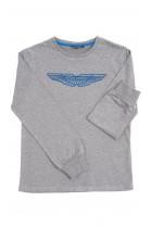 Grey boy T-shirt, Aston Martin
