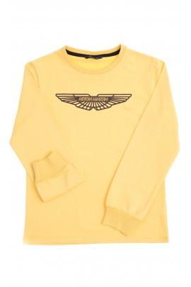 Yellow boy T-shirt, Aston Martin