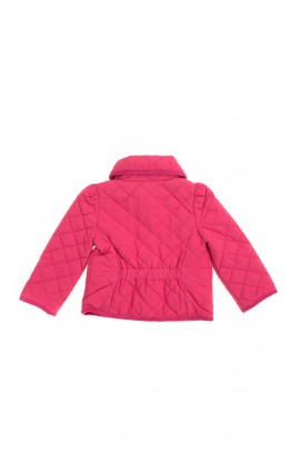 Quilted pink jacket, Polo Ralph Lauren